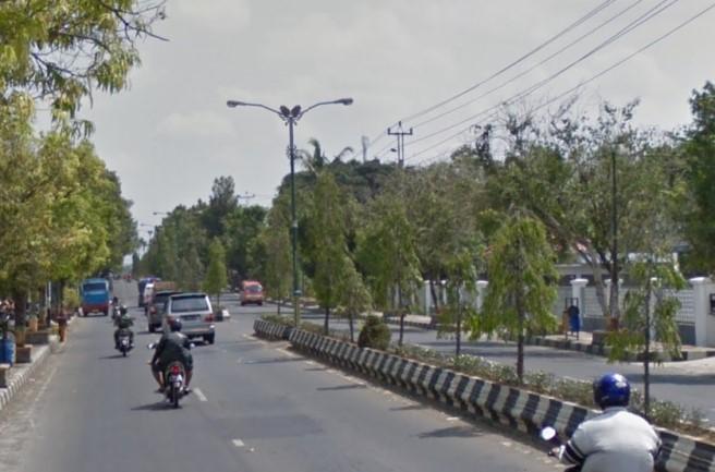 Jl. Letjend S. Parman
